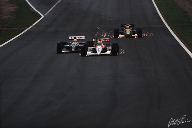 GP da Espanha de Formula 1, Catalunha em 1991 - by f1trindade.wordpress.com